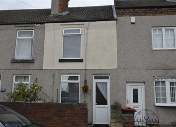 Thumbnail 2 bedroom terraced house for sale in Alfreton Road, Pye Bridge, Alfreton