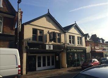 Thumbnail Pub/bar to let in Tn Bar, 21 High Street, Camberley, Surrey