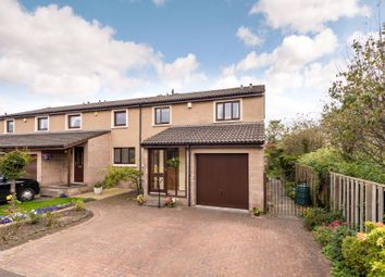 Thumbnail 3 bed end terrace house for sale in West Ferryfield, Edinburgh