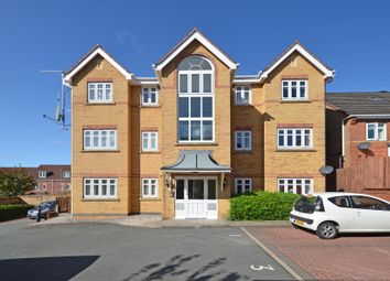 Thumbnail 2 bed flat for sale in Hayeswood Grove, Norton, Stoke-On-Trent