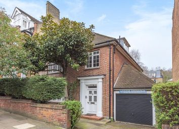 Thumbnail 5 bed detached house for sale in Denning Road, Hampstead Village