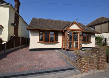 Thumbnail 4 bed detached bungalow for sale in Corringham Road, Corringham, Stanford-Le-Hope