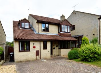 4 bed detached house for sale in St. Marys Rise, Writhlington, Radstock, Somerset BA3