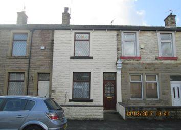Thumbnail 2 bed terraced house to rent in Stockbridge Road, Padiham