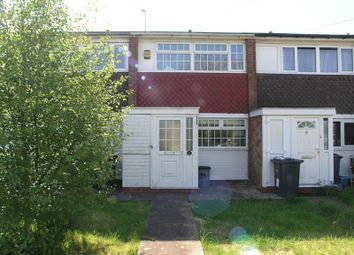 Thumbnail 2 bed terraced house for sale in Culford Drive, Bartley Green, Birmingham