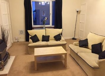 Thumbnail 3 bedroom flat to rent in Broomhouse Medway, Edinburgh