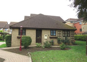 Thumbnail 2 bed bungalow for sale in Russell Court, Rushden
