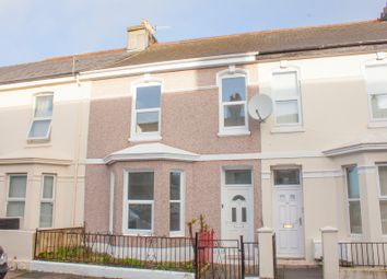 Thumbnail 4 bed terraced house for sale in Cromwell Road, St Judes, Plymouth