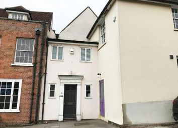 Thumbnail Office for sale in 51 Crouch Street, Colchester, Essex