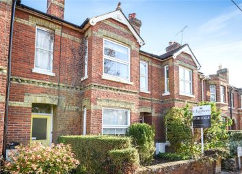 Thumbnail 2 bed terraced house for sale in Station Road, Romsey, Hampshire