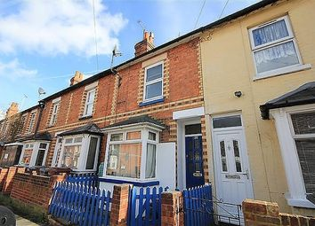 Thumbnail 2 bedroom terraced house for sale in Kensington Road, Reading