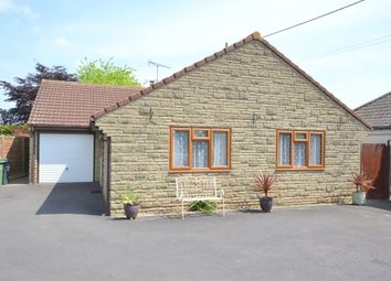 Thumbnail 3 bed detached bungalow for sale in Templecombe, Somerset