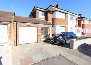 Thumbnail 3 bed end terrace house for sale in Forterie Gardens, Seven Kings, Essex