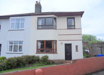 Thumbnail 3 bed semi-detached house for sale in Boydfield Avenue, Prestwick