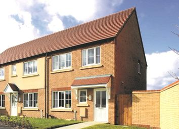 Thumbnail 3 bed terraced house for sale in Romans Walk, Caistor