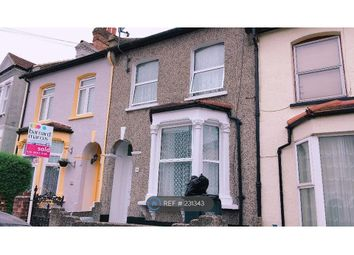 Thumbnail 3 bed terraced house to rent in Grange Park Road, Thorton Heath