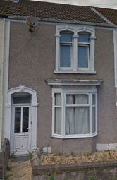 Thumbnail 5 bed terraced house to rent in Marlborough Road, Brynmill, Swansea