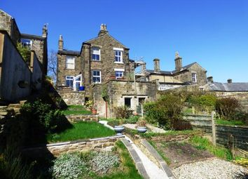 Thumbnail 3 bed semi-detached house for sale in Hall Street, New Mills, High Peak