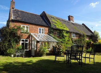 Thumbnail 7 bed farmhouse for sale in The Street, Halvergate, Norwich