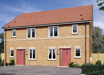 "Thumbnail 3 bed semi-detached house for sale in ""The Hamilton"" at Derwent Close, Stamford Bridge, York"
