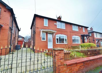 Thumbnail 3 bedroom semi-detached house for sale in Overlinks Drive, Salford