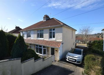Thumbnail 3 bed semi-detached house for sale in Silverwood Avenue, Newton Abbot, Devon