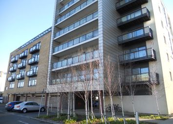 Thumbnail 1 bedroom flat to rent in Caldey Island House, Ferry Court, Cardiff