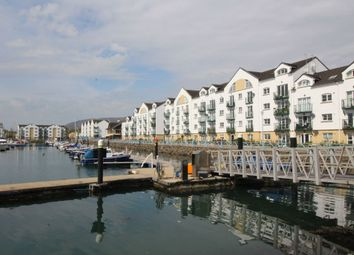 Thumbnail 2 bed flat for sale in Rodgers Quay, Carrickfergus