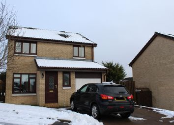 Thumbnail 3 bed detached house for sale in Masonfield Avenue, Cumbernauld