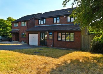 Thumbnail 4 bed detached house to rent in Stockbury Close, Lower Earley, Reading