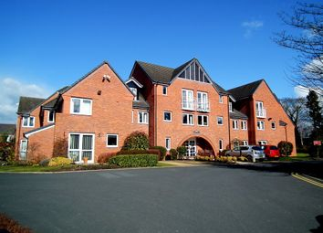 Thumbnail 2 bed flat to rent in Wright Court, London Road, Nantwich