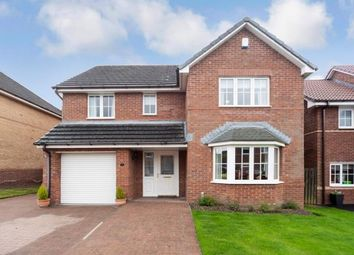 Thumbnail 4 bed detached house for sale in Lochinver Crescent, Blantyre, South Lanarkshire