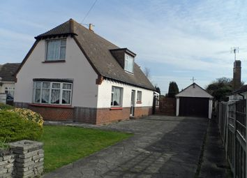 Thumbnail 2 bed detached bungalow for sale in Little Clacton Road, Clacton On Sea