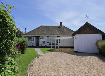 Thumbnail 4 bed bungalow for sale in Cliffe Road, Barton On Sea, New Milton