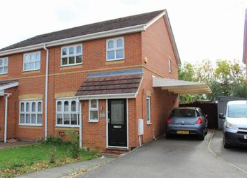Thumbnail 3 bedroom semi-detached house for sale in Skinner Avenue, Upton, Northampton