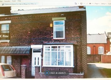 Thumbnail 2 bed terraced house to rent in Ince Green Lane, Ince-In-Makerfield Wigan.