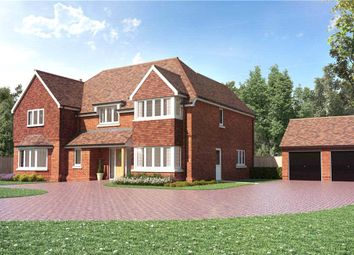 Thumbnail 5 bedroom detached house for sale in Bagshot Road, Chobham, Woking, Surrey