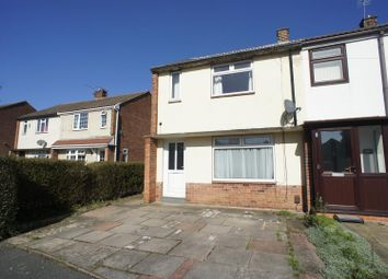 Thumbnail 2 bedroom semi-detached house to rent in Oaklands Avenue, Littleover, Derby