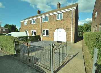 Thumbnail 3 bedroom semi-detached house for sale in Park Avenue, Castle Donington, Derby