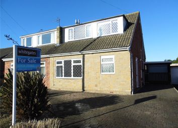 Thumbnail 4 bed semi-detached bungalow for sale in Church View, Crigglestone, Wakefield, West Yorkshire