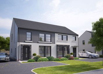 Thumbnail 3 bedroom semi-detached house for sale in Hilltops, Magheralave Road, Lisburn