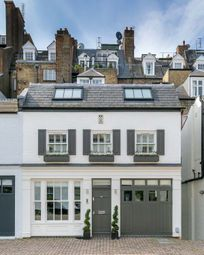 Thumbnail 3 bed detached house for sale in Pont Street Mews, London