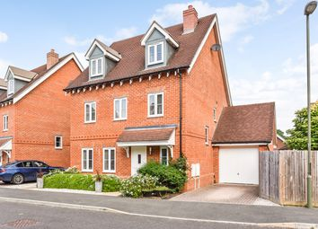 Thumbnail 5 bed detached house for sale in Whittaker Drive, Horley
