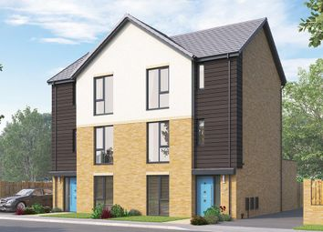 "Thumbnail 4 bed semi-detached house for sale in ""The Ledbury"" at Highfield Lane, Rotherham"