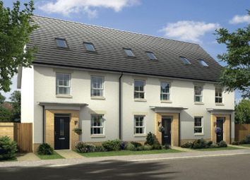 """Thumbnail 4 bed terraced house for sale in """"Helmsdale"""" at Barochan Road, Brookfield"""