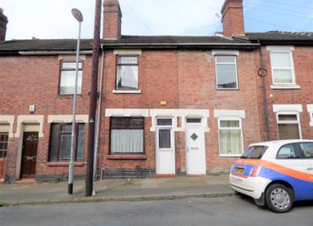 Thumbnail 2 bed terraced house to rent in Berdmore Street, Fenton, Stoke On Trent