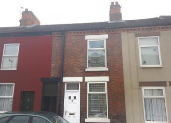 Thumbnail 3 bed terraced house for sale in Long Street, Stapenhill, Burton-On-Trent