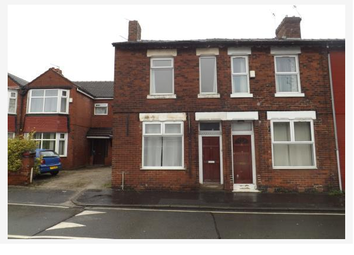 Thumbnail 4 bed end terrace house to rent in Clarence Road, Manchester