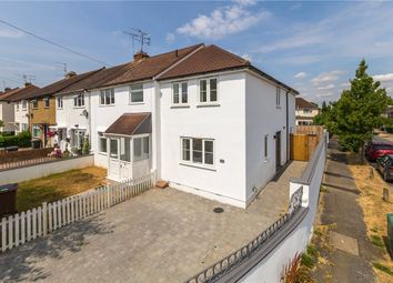 Thumbnail 2 bed end terrace house for sale in Napsbury Avenue, London Colney, St. Albans, Hertfordshire