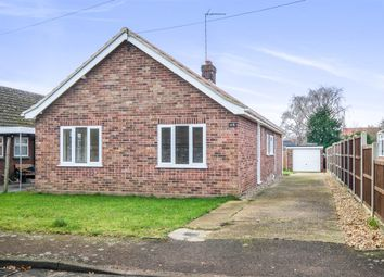 Thumbnail 3 bedroom detached bungalow for sale in Station Road, Ditchingham, Bungay